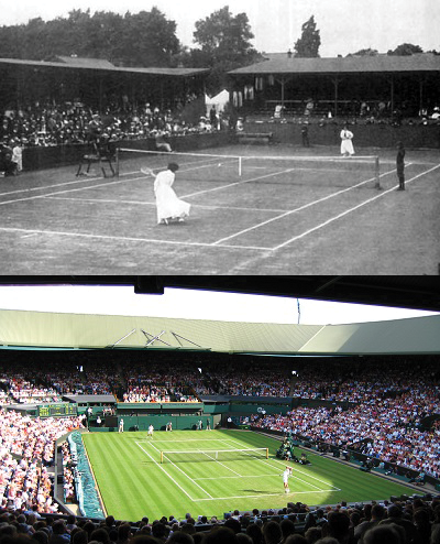 All-England-Croquet-and-Lawn-Tennis-Club - the complete history of tennis