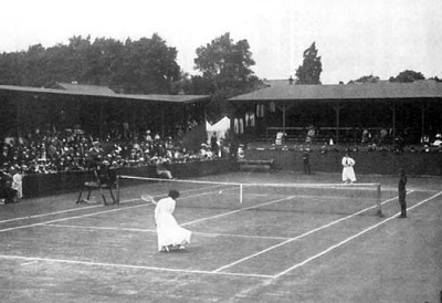 history of tennis featured image