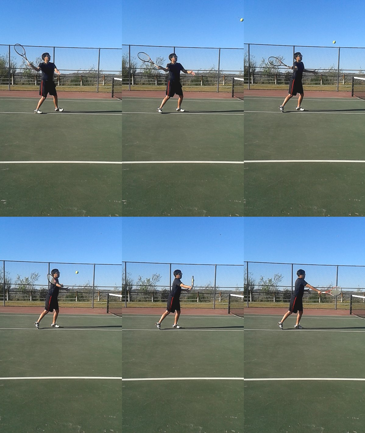 Punch Volley Compressed - Types of Tennis Volley Volleys