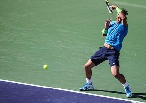 Rafael_Nadal - Tennis Strategy - Offensive Baseliner