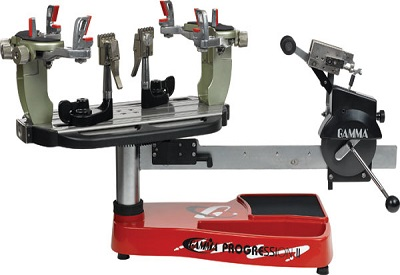 Gamma Progression STII Tennis Stringing Machine Featured