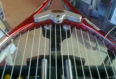 How to String a Tennis Racquet Featured
