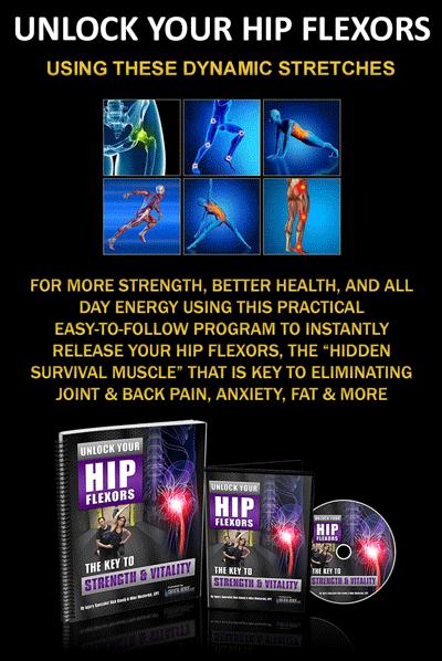 Unlock Your Hip Flexors!