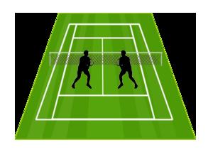 Cả hai - Chiến lược quần vợt đôi